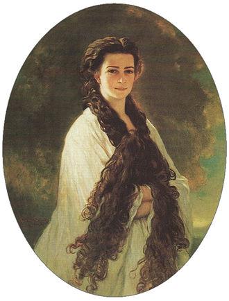 330px-Empress_Elisabeth_of_Austria,_1864