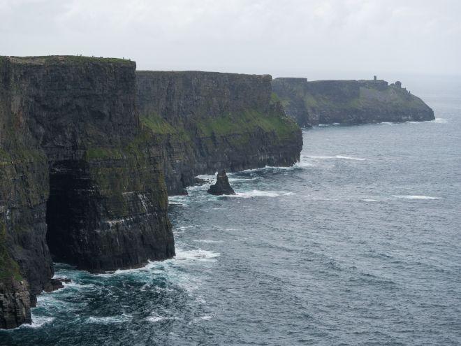 Several Cliffs