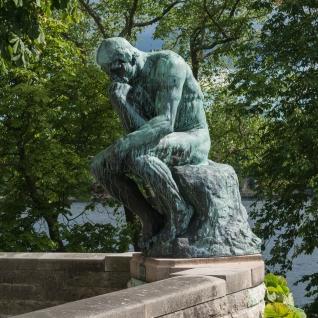 The Thinker - Rodin