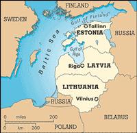 Baltics for idiots